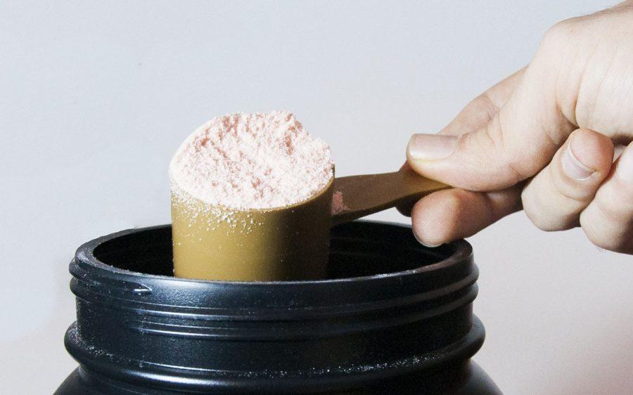 whey protein ราคา